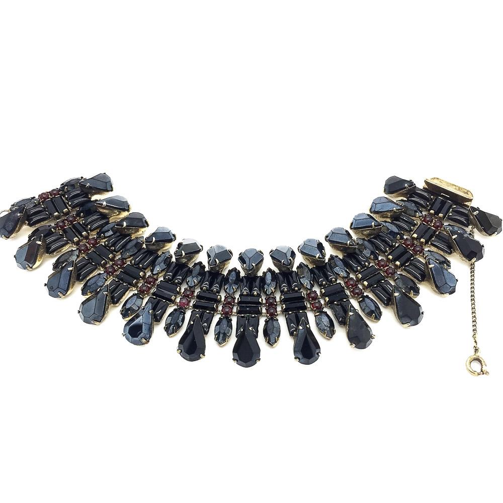 Hattie Carnegie Bracelet Vintage Jewellery Gucci