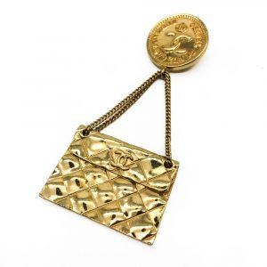 Jennifer Gibson Jewellery | Vintage Costume Jewellery Chanel Brooch Vintage Chanel Jewellery Vintage Brooch Vintage Chanel