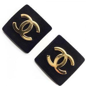 Jennifer Gibson Jewellery | Vintage Costume Jewellery Vintage CHANEL Earrings