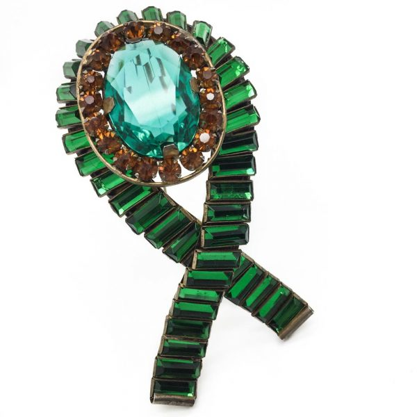 Vintage Sandor Brooch Jennifer Gibson Jewellery