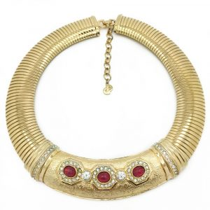 Vintage Dior Collar Necklace