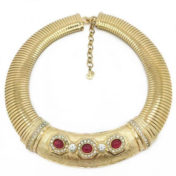 Vintage Dior Collar Necklace