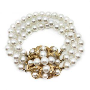Vintage Florenza Bracelet