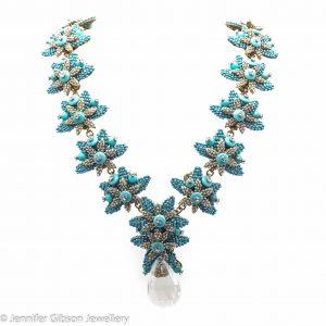 Vintage Costume Jewellery | Hagler Necklace