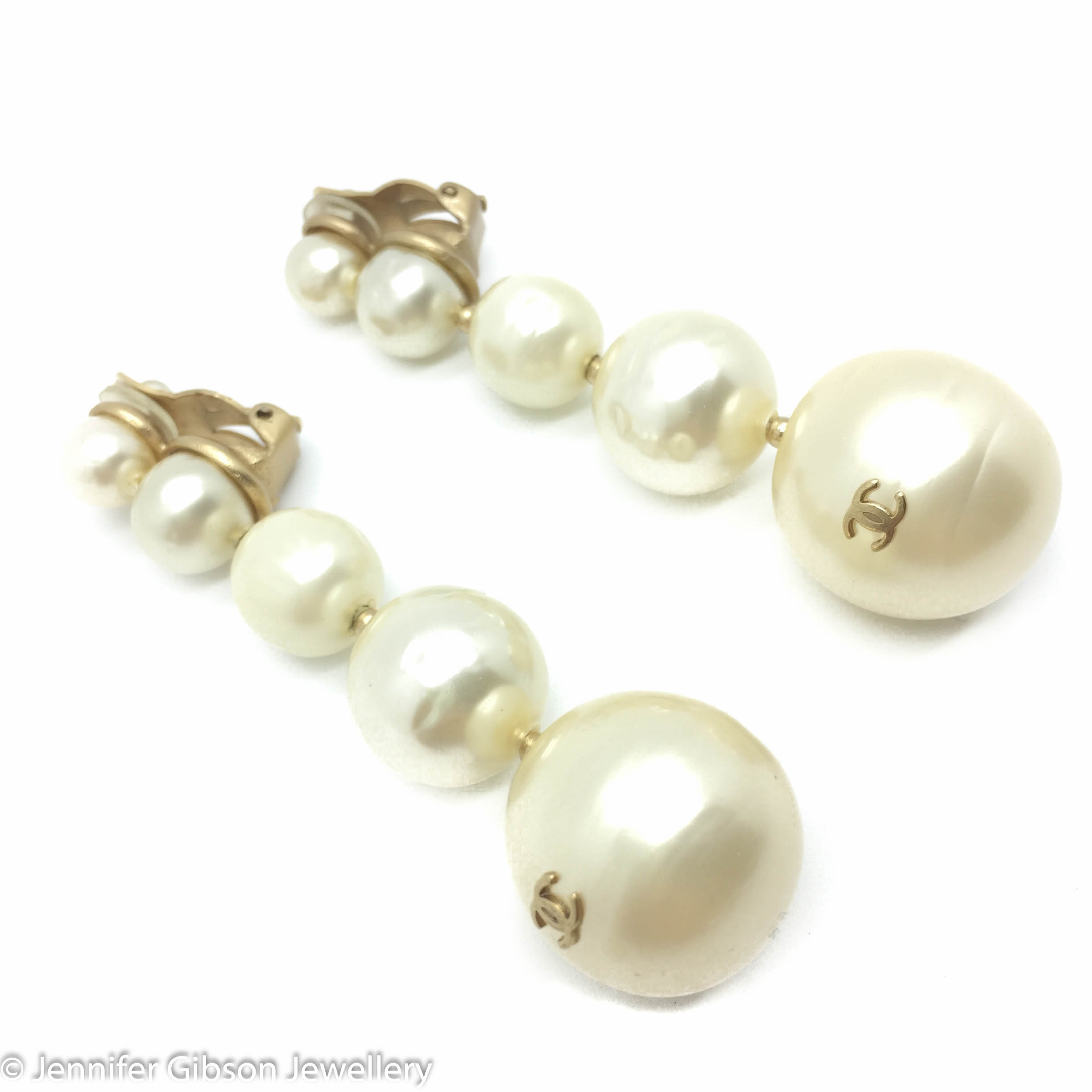 collection pearl white sea pearls south dew earring earrings paradise collections drop real mm