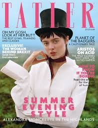 Vintage Costume Jewellery By Jennifer Gibson Featured In Tatler