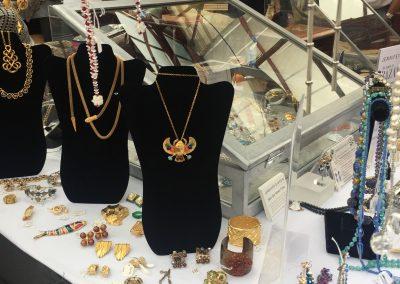 Jennifer Gibson Jewellery Vintage Costume Jewellery At Altrincham Market