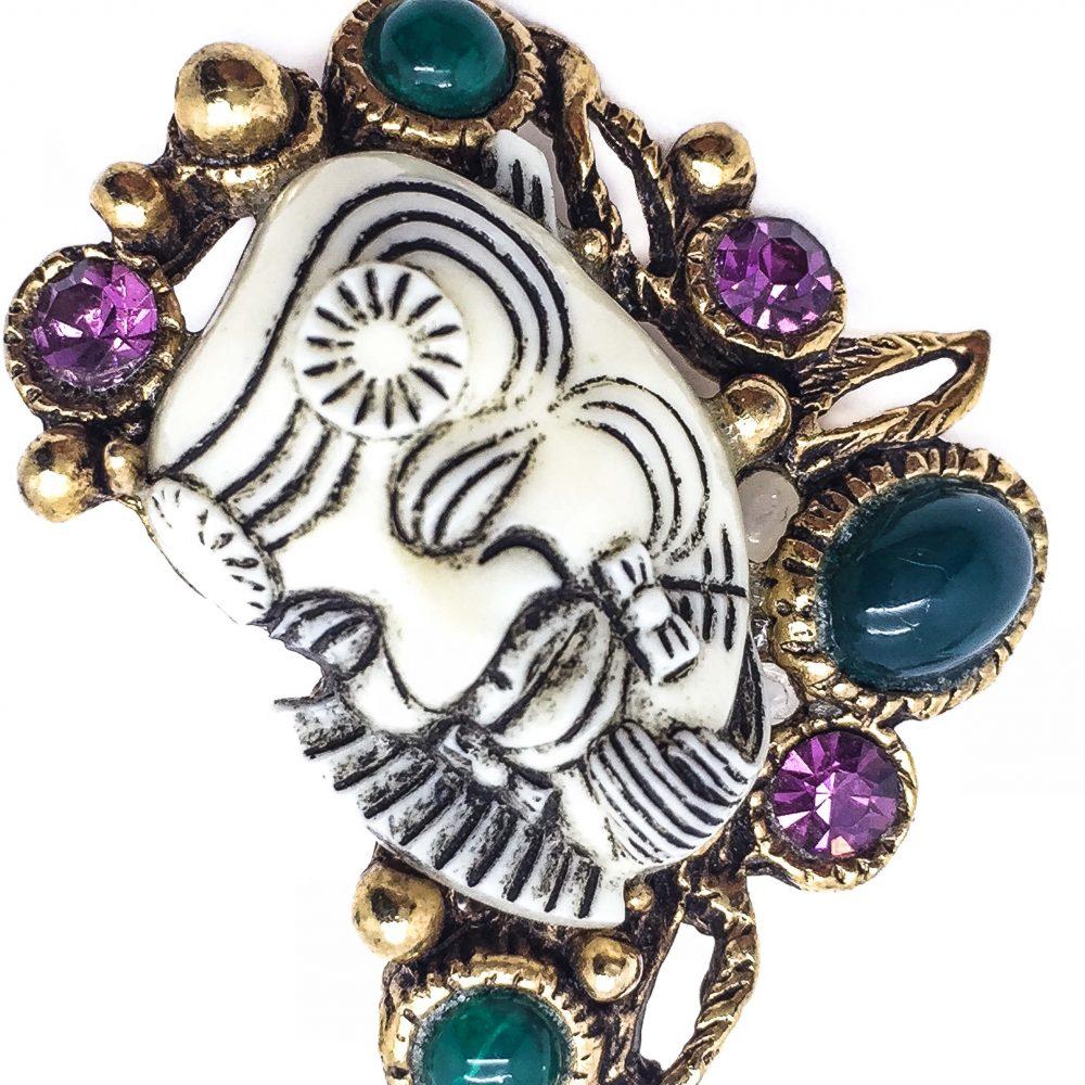 SELRO Earrings Vintage Earrings Vintage Costume Jewellery