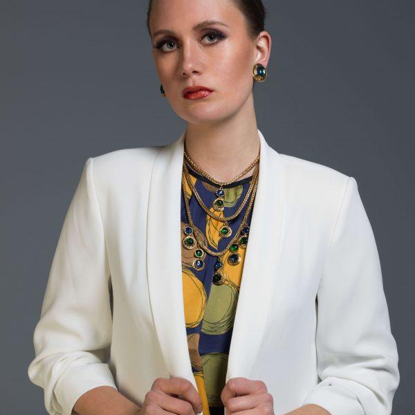 Vintage Chanel Necklace, Vintage Gripoix, Gripoix Chanel, Vintage Costume Jewellery, Chanel Necklace, Chanel Jewellery, One of a Kind Jewellery