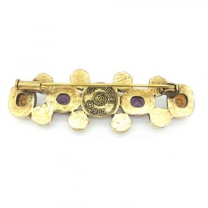 Vintage CHANEL Brooch 1985