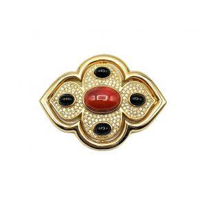 Vintage Dior Byzantine Brooch