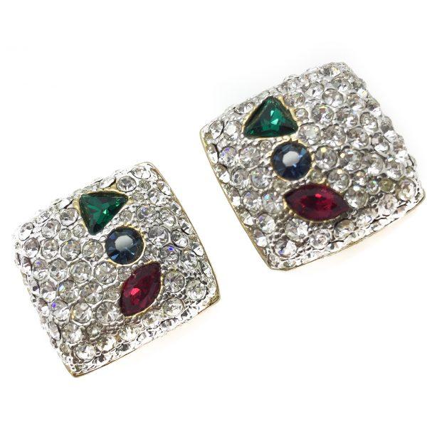 Vintage Earrings Vintage Costume Jewellery Jennifer Gibson Jewellery