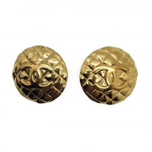 Vintage Chanel Earrings Vintage Costume Jewellery