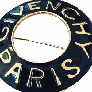 Vintage Givenchy Brooch Vintage Jewellery Vintage Costume Jewellery Vintage Brooch Buying Vintage