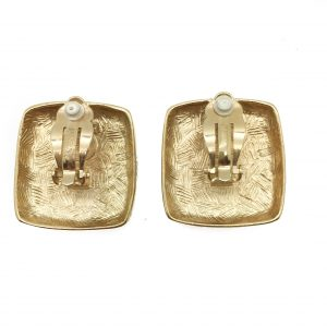 Designer Givenchy Earrings Vintage Givenchy Vintage Costume Jewellery Vintage Jewellery Designer Jewellery Vintage for sale Buying Vintage Jewellery Jennifer Gibson Jewellery