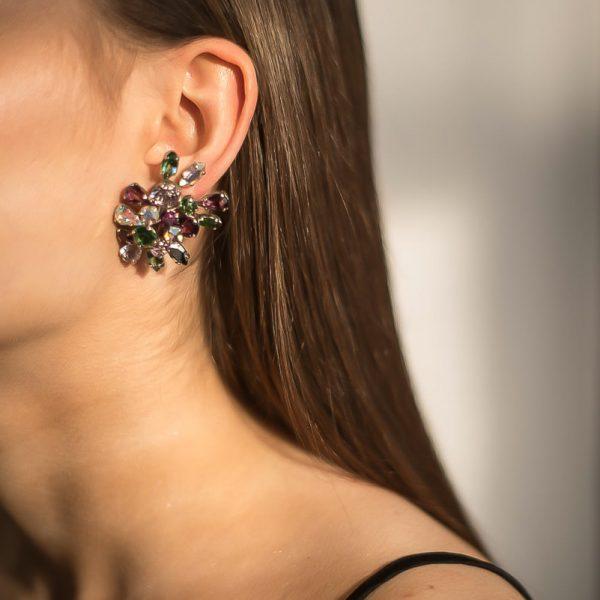 Vintage Christian Dior Earrings 1958
