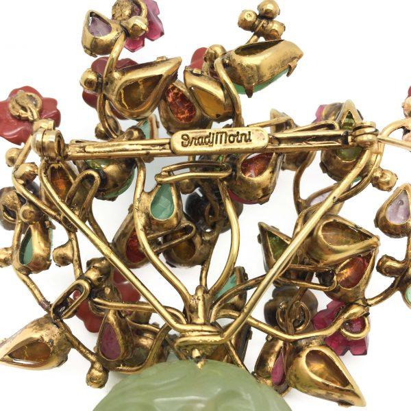 Iradj Moini Brooch, Vintage Iradj Moini, Vintage Costume Jewellery, Vintage Jewellery, Vintage Necklace, Vintage Jewelry, Jewellery Shop, Costume Jewellery, Vintage Costume Jewellery