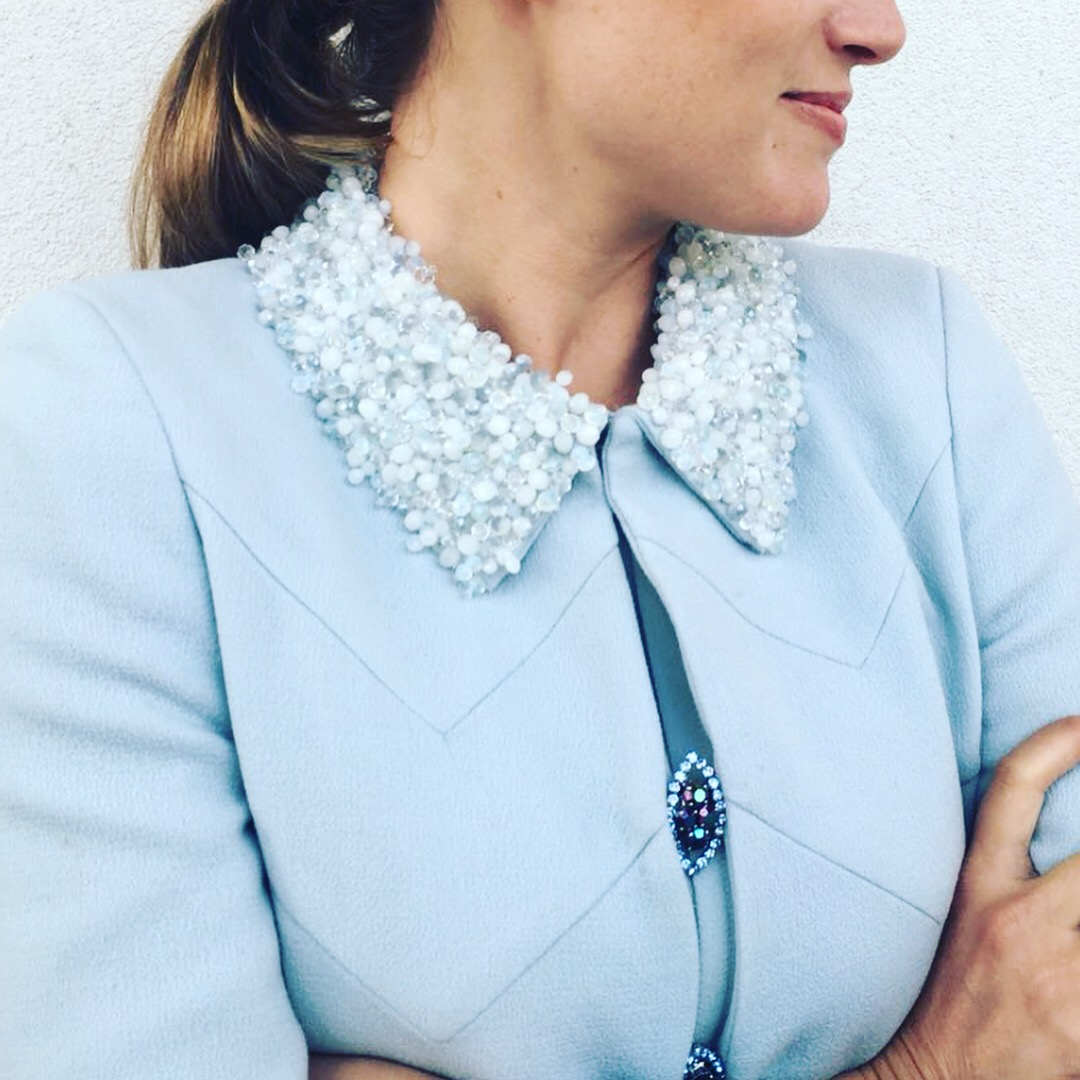 Jennifer Gibson Jewellery | As Seen on Francesca Cumani ITV Aintree 2018| 20th Century Jewellery Today