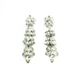 Vintage Vendome Cascade Earrings Jennifer Gibson Jewellery