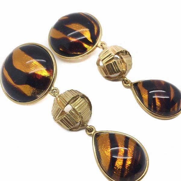 YSL Vintage Earrings, vintage YSL, YSL Jewellery, Haute Couture Jewellery Vintage Costume Jewellery, Vintage Jewellery, Vintage Necklace, Vintage Jewelry, Jewellery Shop, Costume Jewellery, Vintage Costume Jewellery