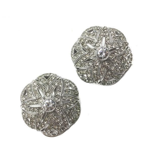 Italian Earrings, Silver Earrings, Vintage Costume Jewellery, Vintage Jewellery, Vintage Necklace, Vintage Jewelry, Jewellery Shop, Costume Jewellery, Vintage Costume Jewellery