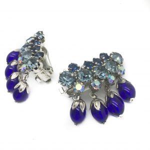 Vintage Earclimber Earrings