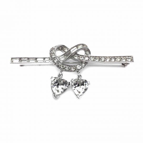 Boucher, Boucher Heart Brooch. Vintage Costume Jewellery, Vintage Jewellery, Vintage Necklace, Vintage Jewelry, Jewellery Shop, Costume Jewellery, Vintage Costume Jewellery