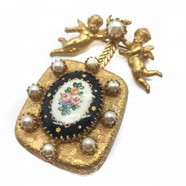 Dior, Vintage Dior, Dior Musical Box, Vintage Costume Jewellery, Vintage Jewellery, Vintage Necklace, Vintage Jewelry, Jewellery Shop, Costume Jewellery, Vintage Costume Jewellery