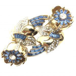 Coro Duette, Quivering Camelia, Duette, Vintage Costume Jewellery, Vintage Jewellery, Vintage Necklace, Vintage Jewelry, Jewellery Shop, Costume Jewellery, Vintage Costume Jewellery