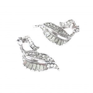 sterling paste earrings
