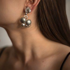 Vintage Schiaparelli Earrings Jennifer Gibson Jewellery