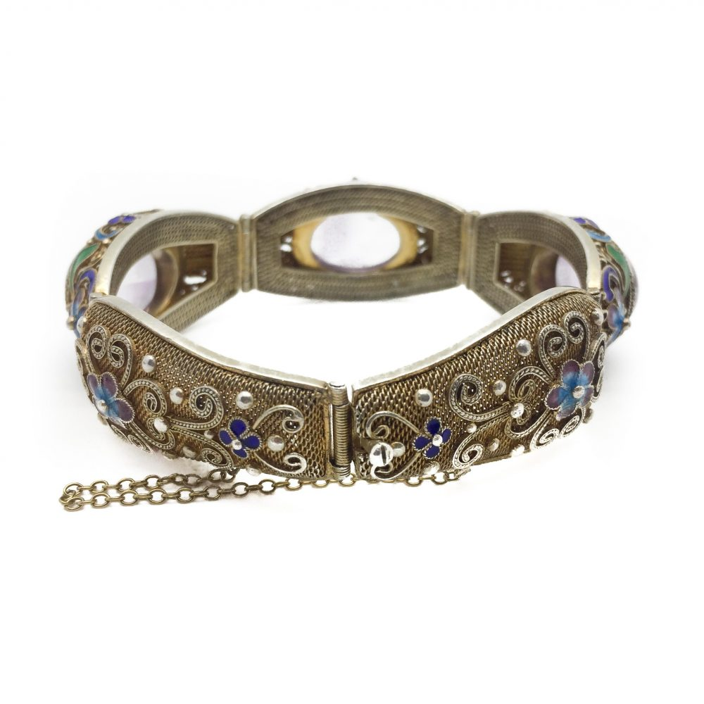 Chinese Silver Bracelet