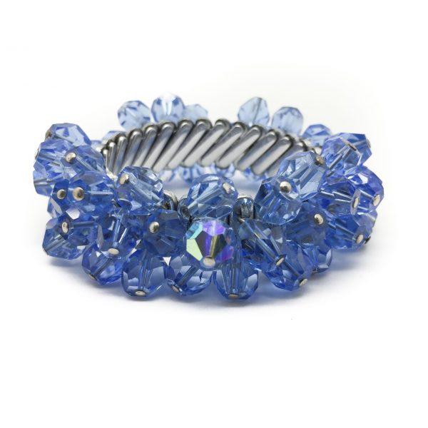 Blue Vintage Cha Cha
