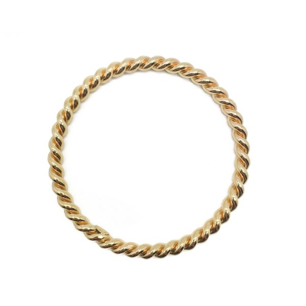 Grosse twist Bangle