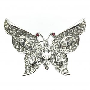 Vintage Costume Jewellery Attwood Sawyer Butterfly