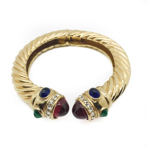 Vintage Costume Jewellery Ciner Bracelet