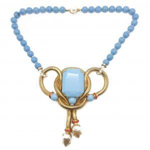 1950s Vintage Necklace, Vintage Costume Jewellery, Vintage Jewellery, Vintage Jewelry, Jewellery Shop, Costume Jewellery, Vintage Costume Jewellery