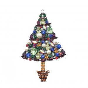 Vintage Cristobal Christmas Tree