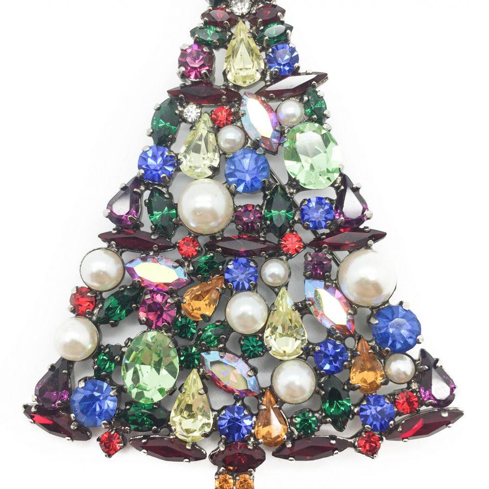 Vintage Cristobal Christmas Tree