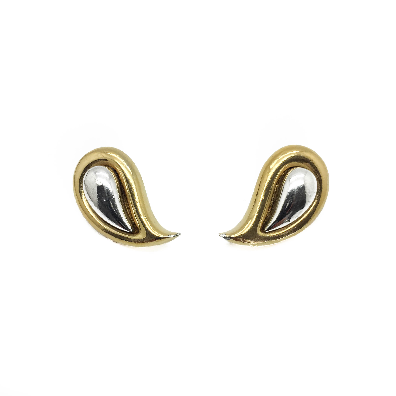 70/'s vintage style earrings