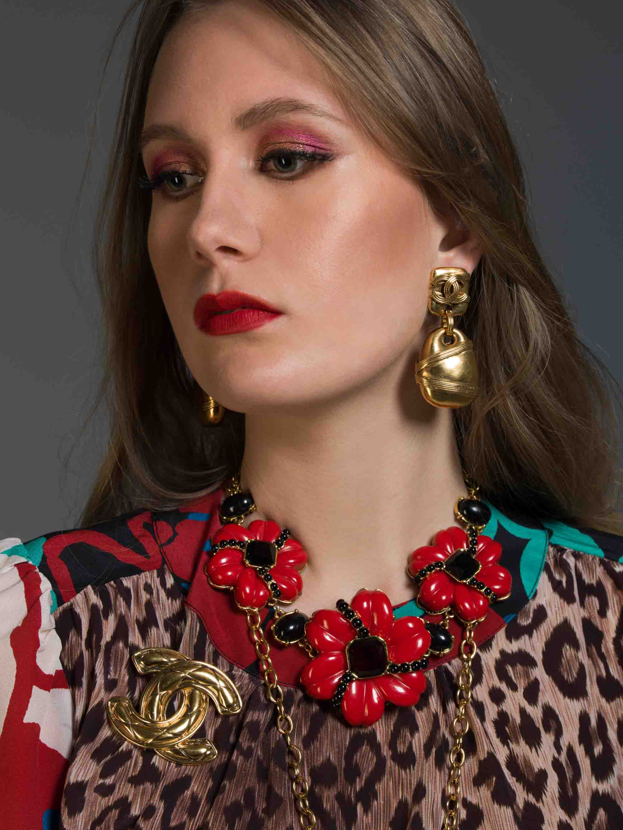 Jennifer Gibson Jewellery Cool Couture Vintage