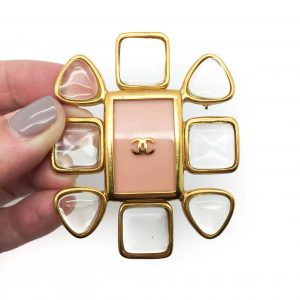 Vintage Chanel Brooch