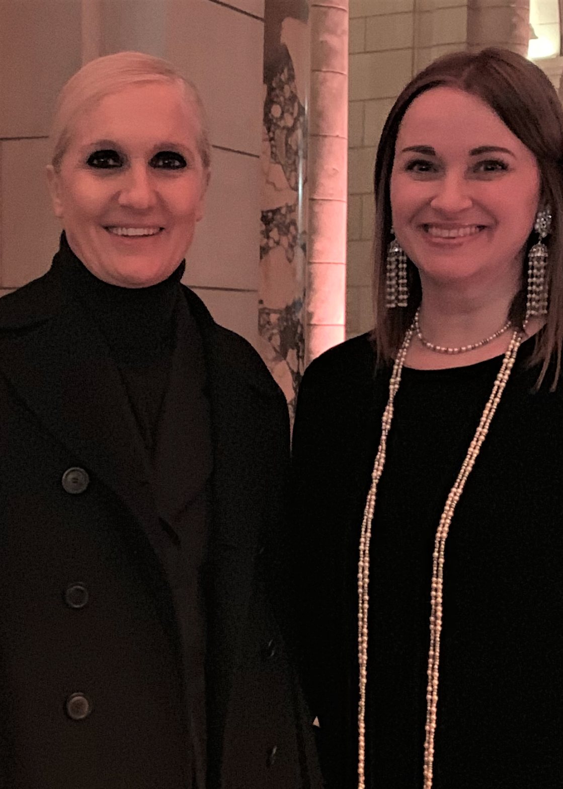 Jennifer Gibson Jewellery | Attending the Pre Exhibition Private Viewing Evening| Dior Designer of Dreams at the Victoria and Albert Museum January 2019