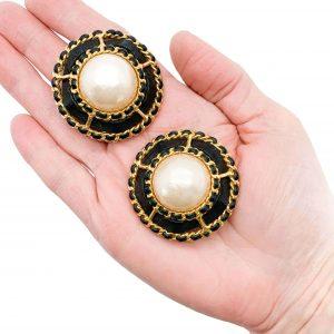 Vintage Chanel Earrings Vintage Jewellery Vintage Jewelry Vintage Chanel Jennifer Gibson Jewellery