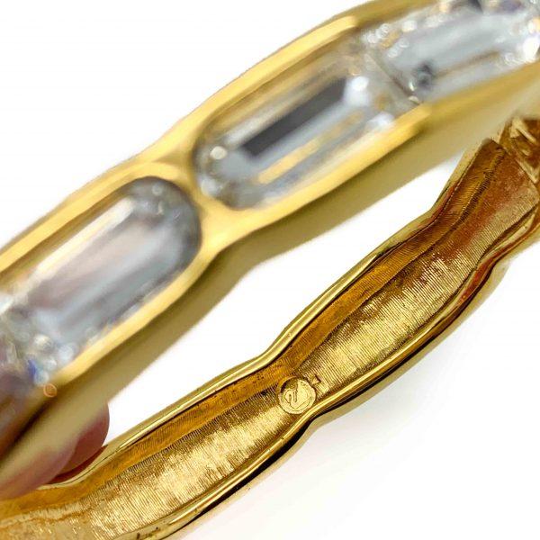 Vintage Swarovski Crystal Bangle