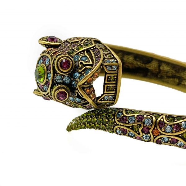Retro Heidi Daus Dragon Cuff
