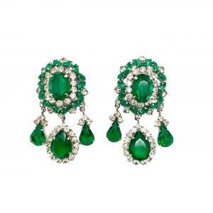 Dior 1970 Earrings