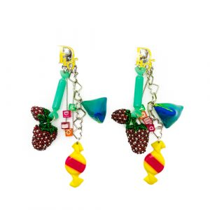 Retro Christian Dior Candy Earrings