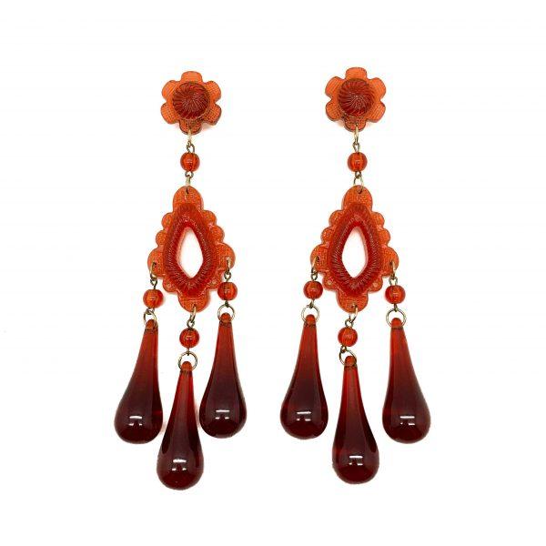Vintage Italian 1960s Earrings