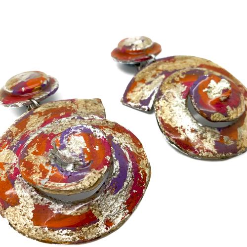 Vintage Ikarami Earrings